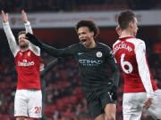 """Bóng đá - Arsenal sấp mặt vì Man City: """"Rổ đựng bóng"""" ê mặt nhất châu Âu"""