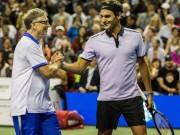 """Thể thao - Song tấu hơn 90 tỷ đô """"náo loạn"""" tennis: 2 siêu sao vĩ đại lại gây sốt"""