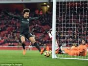 Bóng đá - Arsenal - Man City: Phạt đền hỏng ăn, ác mộng kinh hoàng
