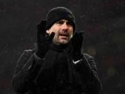 Bóng đá - Man City hạ đẹp Arsenal: Guardiola tuyên bố vô địch, Wenger cúi đầu
