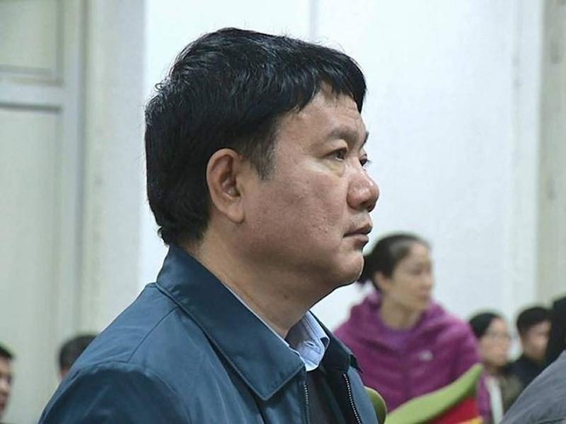 Ông Đinh La Thăng mời năm luật sư bào chữa