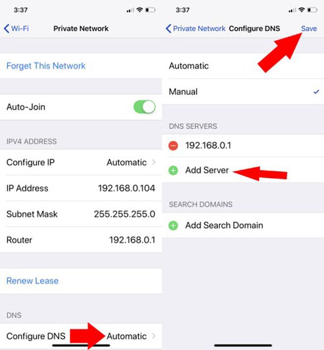 Cách tăng tốc độ mạng Wi-Fi trên iPhone chạy iOS 11 - 3