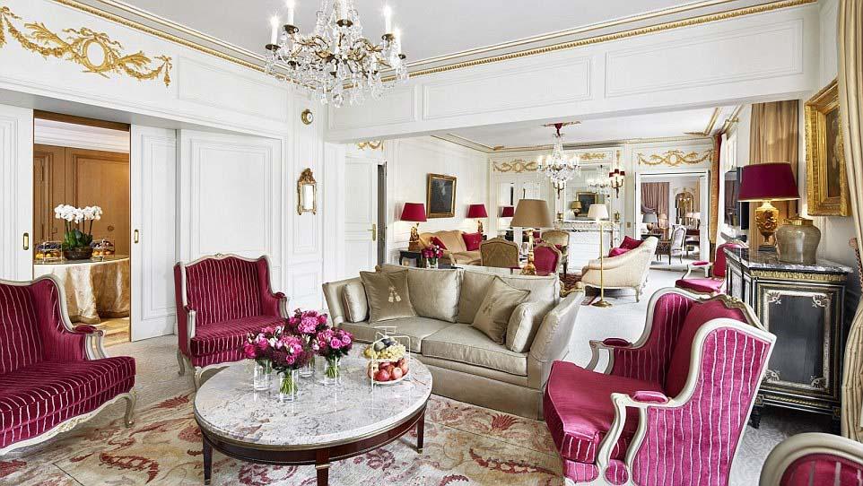 Có gì đặc biệt bên trong các phòng khách sạn xa xỉ nhất thế giới? - 2