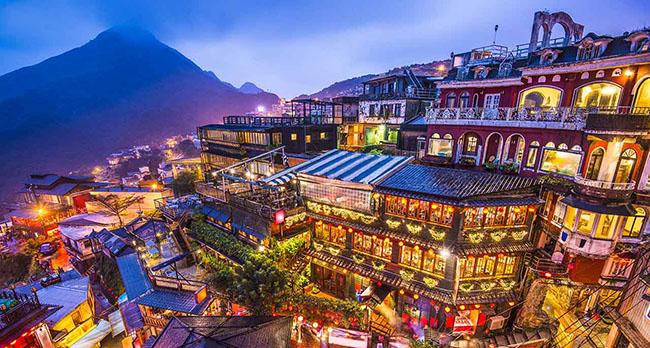 Đến Đài Bắc đừng nên bỏ lỡ những địa điểm sống ảo đẹp như mơ này - 11