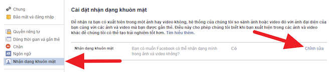 """Cách tắt """"Face ID"""" trên Facebook dễ dàng tránh bị làm phiền - 2"""
