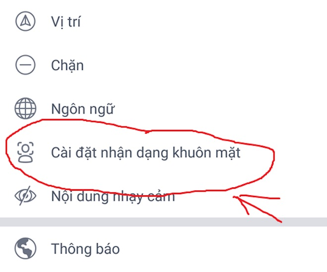 """Cách tắt """"Face ID"""" trên Facebook dễ dàng tránh bị làm phiền - 4"""