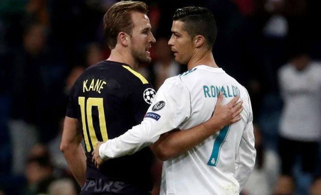 """Chấn động: Real đã có Harry Kane 200 triệu bảng, Ronaldo """"tự ái"""" ra đi 2"""