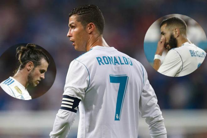 """Chấn động: Real đã có Harry Kane 200 triệu bảng, Ronaldo """"tự ái"""" ra đi 1"""