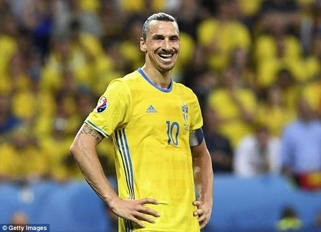 HLV Mourinho xác nhận: Ibrahimovic sẽ rời MU, có thể dự World Cup 2018 3