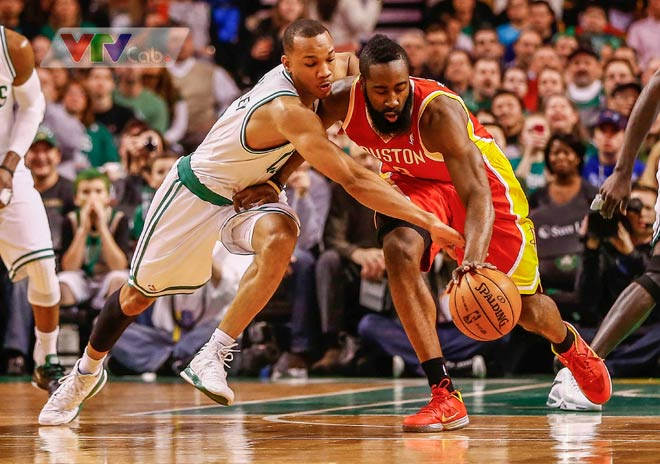 Houston Rockets - Bolton Celtics: Long tranh hổ đấu 1