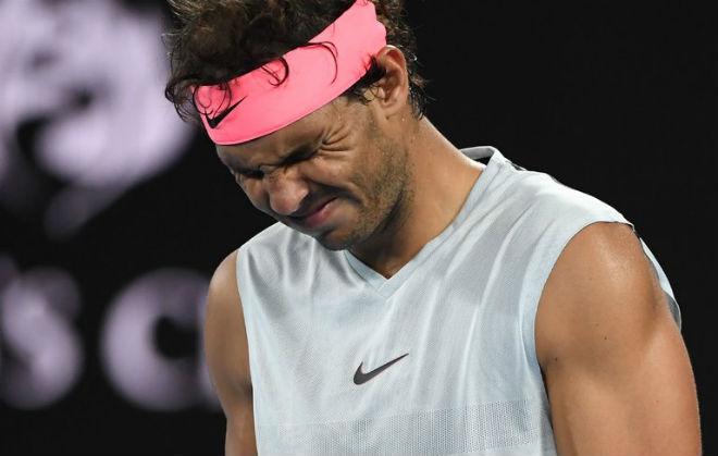 Nadal ác mộng chấn thương: Đứt ruột bỏ cả 2 giải Masters 1000