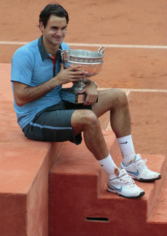 Nadal gặp hạn, trời giúp Federer có Roland Garros: Canh bạc mạo hiểm 3