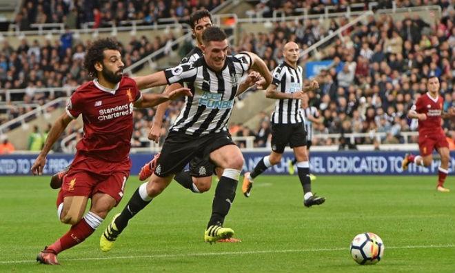 Liverpool – Newcastle: Salah bùng nổ, thắng để vượt mặt MU 1