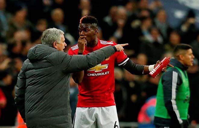 Pogba lộ chuyện cơ mật: Mâu thuẫn với Mourinho, âm thầm đào thoát đến PSG? 3