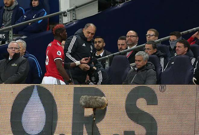 Pogba lộ chuyện cơ mật: Mâu thuẫn với Mourinho, âm thầm đào thoát đến PSG? 2