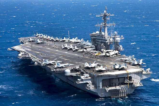 Tàu Hải quân Mỹ thăm Đà Nẵng phải tuân thủ quy định gì?