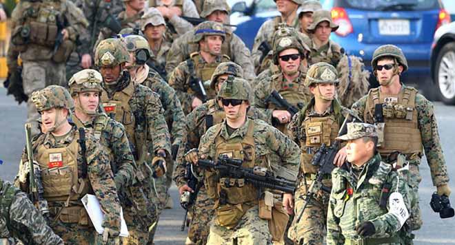 Thương vong ngày đầu tiên chiến tranh Mỹ-Triều sẽ rất tàn khốc