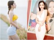 """Làm đẹp - Vòng 1 từ phẳng lì bỗng căng đầy của """"hot girl trà sữa Việt"""" bị nghi bơm ngực"""