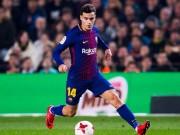 Bóng đá - Barca đấu Atletico: Đau đầu vì Coutinho, lo lắng bộ đôi nhạc rock