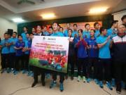 """Bóng đá - """"Đau đầu"""" tính thuế TNCN đối với tiền thưởng của U23 Việt Nam"""