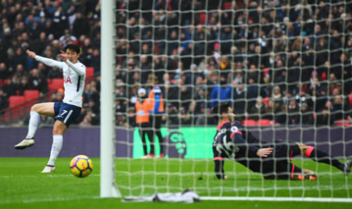 Chi tiết Tottenham - Huddersfield Town: Harry Kane kém duyên (KT) 22
