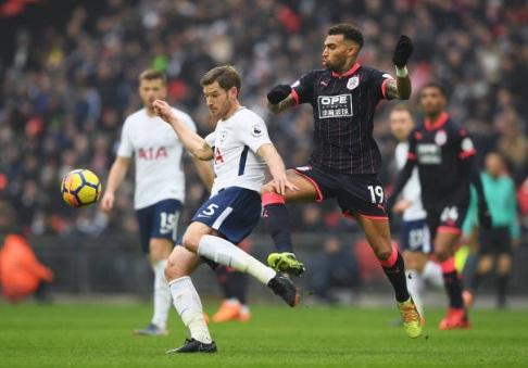 Chi tiết Tottenham - Huddersfield Town: Harry Kane kém duyên (KT) 23