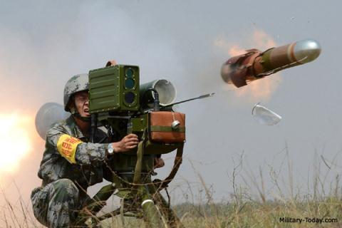 Vũ khí sát thủ Trung Quốc diệt gọn cả xe tăng Nga, Mỹ