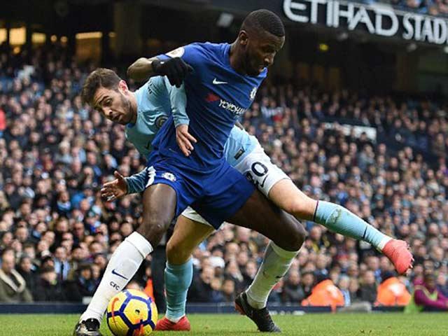 """Góc chiến thuật Man City – Chelsea: """"Thiên tài sa cơ"""" Conte 4"""