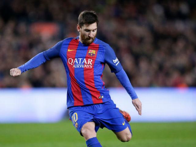 Barcelona - Atletico Madrid: Messi mở khóa từ siêu phẩm (Hiệp 1) 2