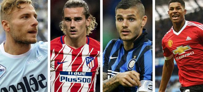 "Ibrahimovic chia tay MU: HLV Mourinho nhắm 4 ""trọng pháo"" thay thế 2"