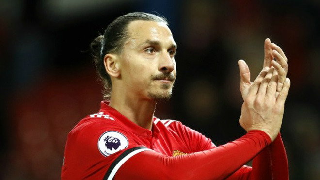 "Ibrahimovic chia tay MU: HLV Mourinho nhắm 4 ""trọng pháo"" thay thế 1"