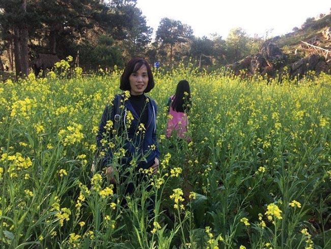 Mãn nhãn ngắm nhìn vườn hoa cải vàng óng trên cao nguyên Mộc Châu - 7