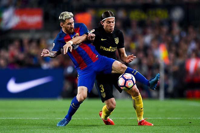 """Nhận định bóng đá Barcelona - Atletico Madrid: """"Vua"""" Messi ra oai, định đoạt ngai vàng 1"""