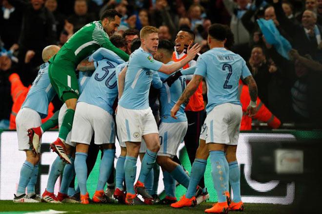"""Man City – Chelsea: Man """"xanh"""" xứng danh vô đối, chờ gặt kỷ lục 1"""