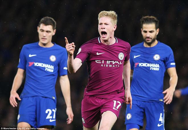 """Man City – Chelsea: Man """"xanh"""" xứng danh vô đối, chờ gặt kỷ lục 2"""