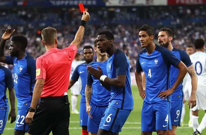 Pogba quy phục Mourinho: Lo dự bị mất World Cup, nhờ siêu cò hòa giải 2