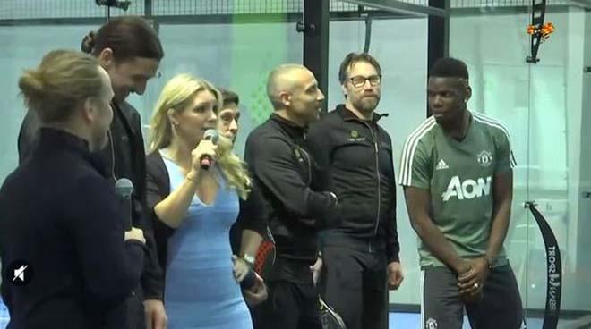 Pogba quy phục Mourinho: Lo dự bị mất World Cup, nhờ siêu cò hòa giải 1
