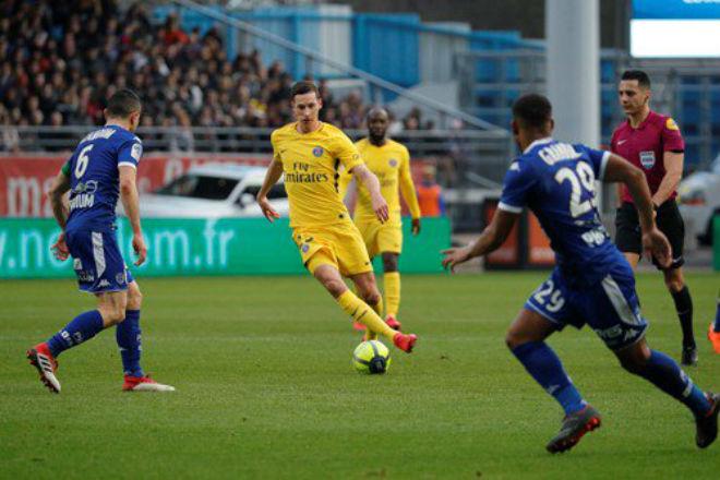 """Troyes - PSG: """"Thiên thần"""" tung cánh, vơi nỗi nhớ Neymar 1"""