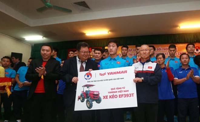 Xuân Trường sẽ phân chia 43 tỉ đồng tiền thưởng cho tập thể U23 Việt Nam?