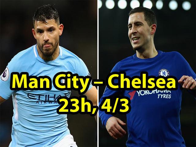 """TRỰC TIẾP bóng đá Man City - Chelsea: Conte có """"võ"""" hạ Guardiola 20"""