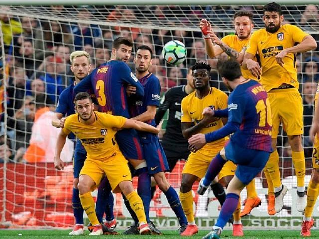 """Tiêu điểm vòng 27 La Liga: Messi thống trị, Ronaldo tiếp tục """"bung lụa"""" 5"""