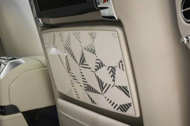 Roll-Royce Ghost phong cách Hồi giáo - 12