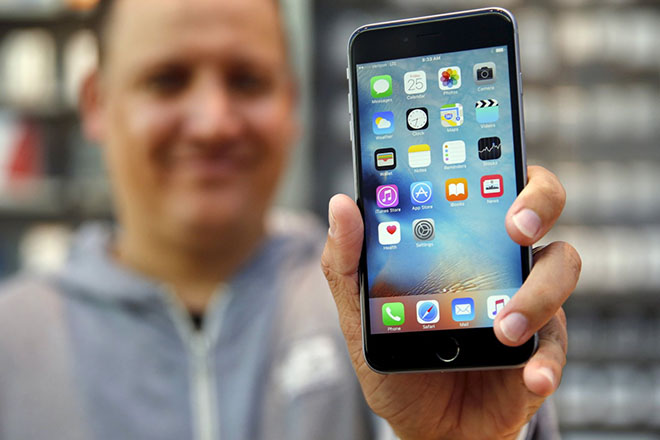 Xếp hạng những chiếc iPhone bạn có thể mua luôn và ngay - 1