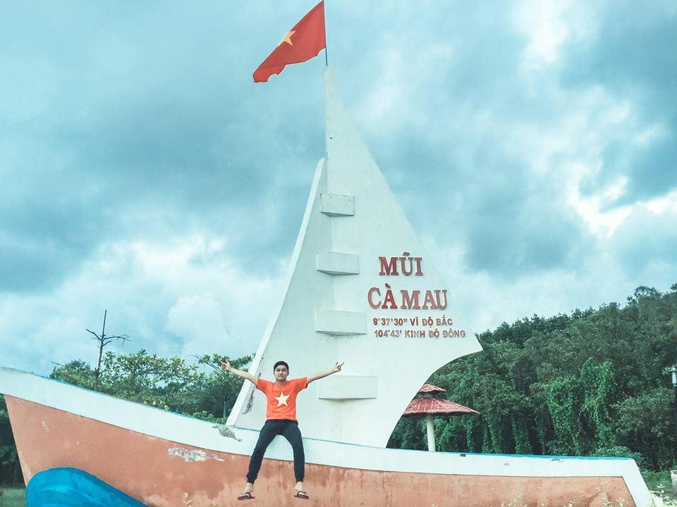 Chàng trai 9X Vĩnh Phúc phượt xuyên Việt chỉ với 4 triệu đồng - 12