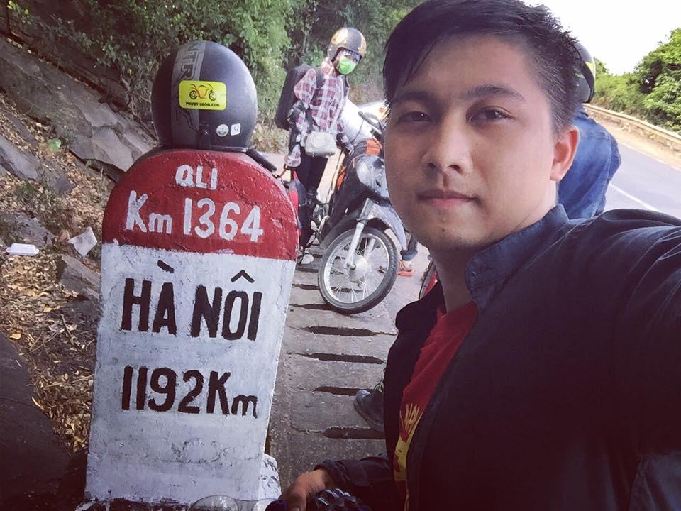 Chàng trai 9X Vĩnh Phúc phượt xuyên Việt chỉ với 4 triệu đồng - 10