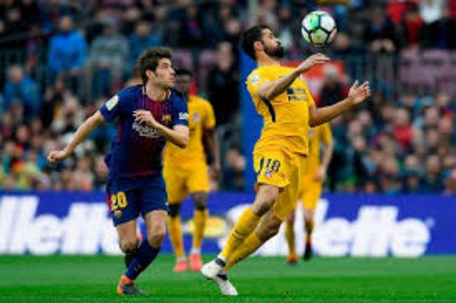 Góc chiến thuật Barca – Atletico: Messi tìm đường sống từ bóng chết - 4