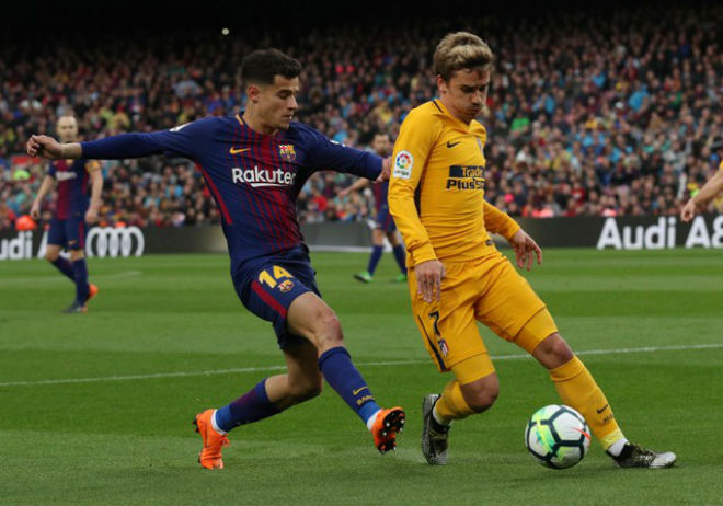 Góc chiến thuật Barca – Atletico: Messi tìm đường sống từ bóng chết - 3