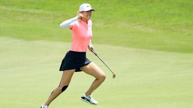 """Golf 24/7: """"Biểu tượng gợi cảm"""" làng golf giật giải toàn sao 34 tỷ đồng"""