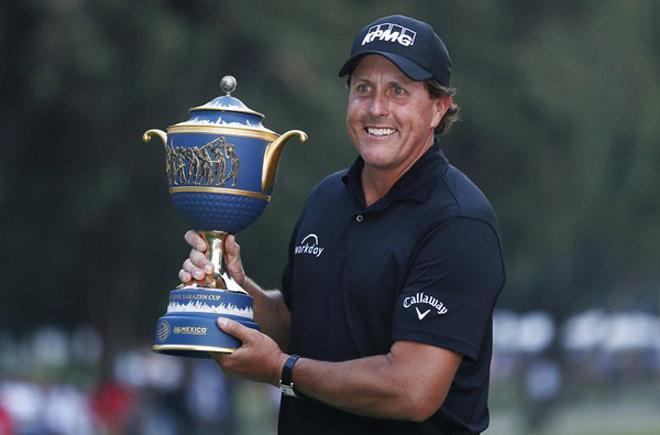 """Golf 24/7: """"Biểu tượng gợi cảm"""" làng golf giật giải toàn sao 34 tỷ đồng 3"""