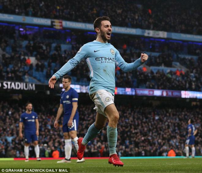 Man City vô đối Ngoại hạng Anh: Pep mơ mưa kỷ lục vượt MU – Chelsea 1